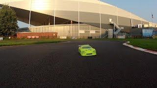 9. Training with Schumacher Mi5