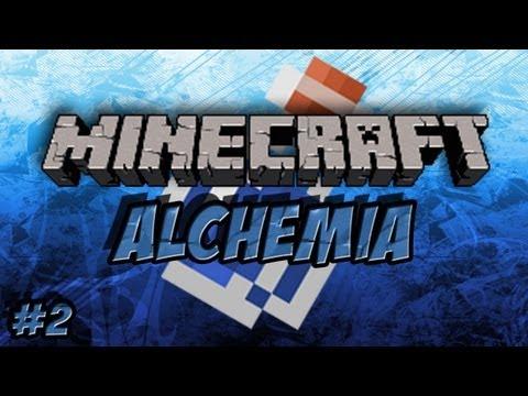 Alchemia #2: Odczynniki i mikstury bazowe