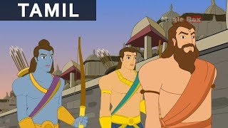 Ramayanam in Tamil - Episode 02 - Ramayana - Kids Animation / Cartoon Stories in Tamil