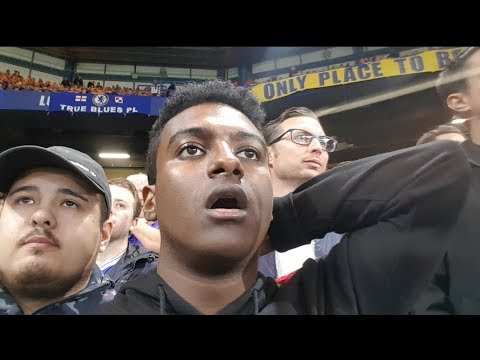 CHELSEA 1-1 LIVERPOOL MATCH VLOG || MATCHDAYS WITH LEWIS