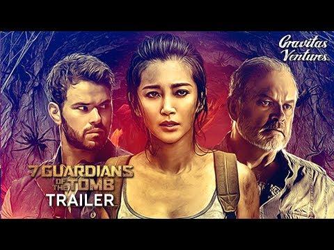 7 Guardians of the Tomb | Li Bingbing | Kellan Lutz | Trailer | Gravitas