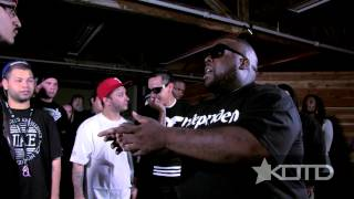 KOTD Prove Yoself | Young One vs. Nucczilla