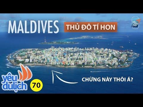 YDL #70: Thủ đô Maldives nhỏ hơn Quận 1 có gì hay? Khám phá sân bay Malé | Yêu Máy Bay - Thời lượng: 12 phút.