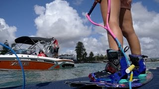 Mandurah Australia  city images : Womens Wakeboad Final, Mandurah, Australia - IWWF World Cup 2015