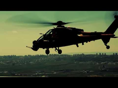 The TAI/AgustaWestland T129 ATAK...