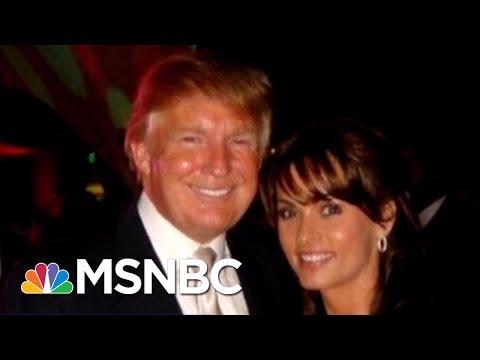 President Donald Trump: I Made A Mistake Hiring Michael Cohen   Velshi & Ruhle   MSNBC