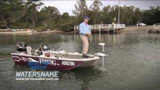 How to Series 2 - Electric motors catch fish [VIDEO]