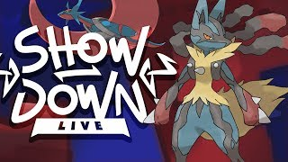 LIFE ORB MEGA LUCARIO! Pokemon Ultra Sun & Moon! OM Showdown Live w/PokeaimMD by PokeaimMD
