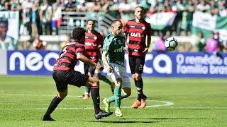 Vitória sai na frente, mas toma quatro do Palmeiras e segue na zona de rebaixamento.Gols: Roger Guedes, Dudu (2) e Mayke (PAL); Uilliam Correia e David (VIT).