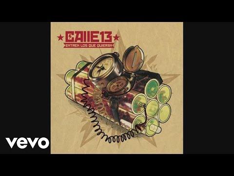 Calle 13 - El Hormiguero (Audio)