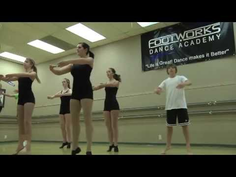 Footworks Dance Academy - Growth Alberta Excellence in Business Award 2012