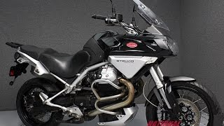 8. 2009 MOTO GUZZI STELVIO 1200 - National Powersports Distributors