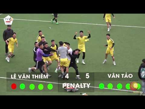 [HIGHLIGHT] THPT Lê Văn Thiêm vs THPT Vân Tảo ( Chung kết giải bóng đá HANOI ALLSTAR OPEN Lần thứ 4) - Thời lượng: 13 phút.