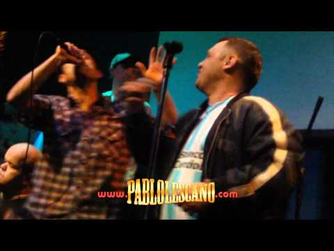 LOS GEDES - LA VUELTA DEL PEPO - A DUO CON DANCING MOOD Y TUS GUARDIANES