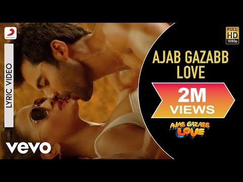 Ajab Gazabb Love Title Song Lyric Video - Jackky Bhagnani,Nidhi Mika Singh Sachin-Jigar