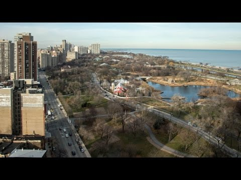 A video tour of Lincoln Park's Eugenie Terrace apartments