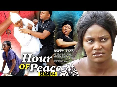 Hour Of Peace Season 4 - (New Movie) 2018 Latest Nigerian Nollywood Movie Full HD | 1080p