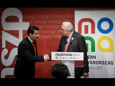 Megállapodtak az összefogás pártjai a Modern Magyarország Mozgalommal