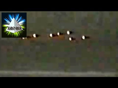 UFO Footage: Alien Space Ship Extraterrestrial Flying Saucer – Best Collection 4