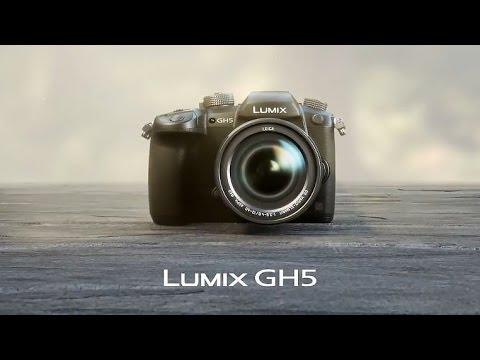 Panasonic DC-GH5E fényképezőgép váz + Panasonic tartalék akkumulátor