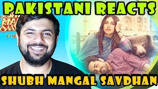 Nonton Pakistani Reacts To Shubh Mangal Saavdhan Indian Movie Trailer Film Subtitle Indonesia Streaming Movie Download
