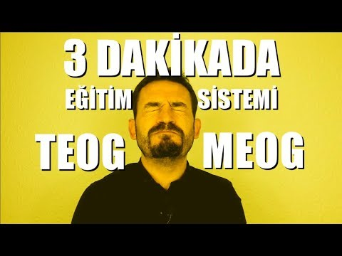 3 Dakikada Eğitim Sistemi