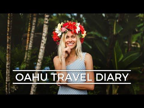 OAHU TRAVEL DIARY 2018
