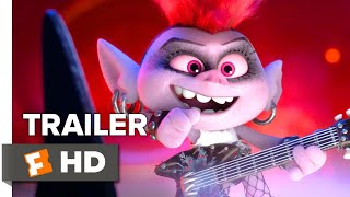 Trolls World Tour Trailer #1 (2019) | Movieclips Trailers by  Movieclips Trailers
