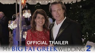 Nonton My Big Fat Greek Wedding 2   Official Trailer  Hd  Film Subtitle Indonesia Streaming Movie Download