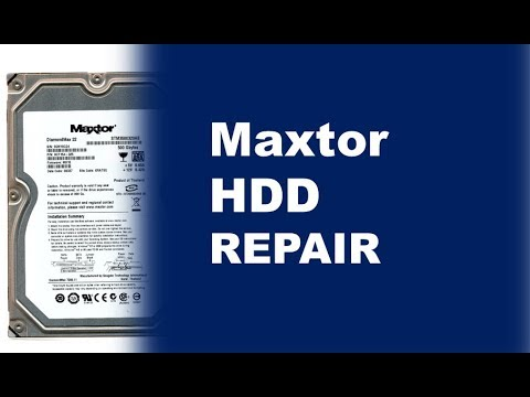 Maxtor    100466824    STM31000340AS    STM3750330AS    repair  data recovery
