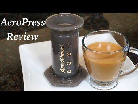 Aeropress Coffee and Espresso Maker Review
