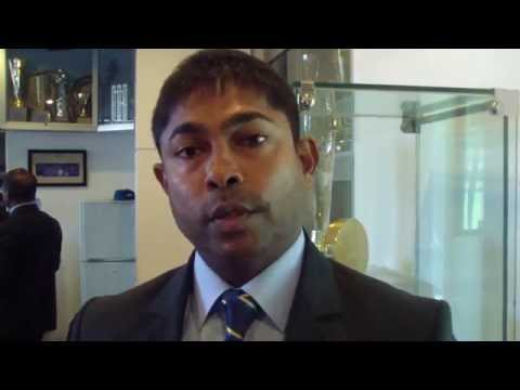 I'd have made a bad lawyer - Kumar Sangakkara (video interview)