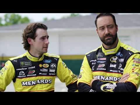 Build Your Dreams - Full Menards Racing Commercial with Sasquatch