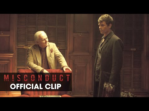 Misconduct (Clip 'I Never Wanted Any of This')