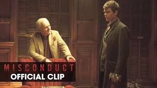 Nonton Misconduct  2016 Movie     Josh Duhamel  Al Pacino  Official Clip      I Never Wanted Any Of This    Film Subtitle Indonesia Streaming Movie Download