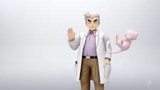 【公式】『ポケモンマスターズ』「オーキド&ミュウ」登場! by Pokemon Japan