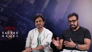 Video SACRED GAMES: Anurag Kashyap और Nawazuddin Siddiqui से खास बातचीत MP3, 3GP, MP4, WEBM, AVI, FLV Agustus 2018