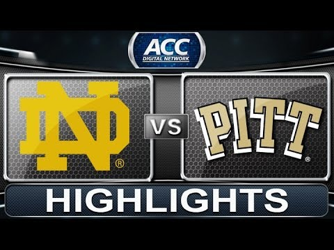 notre - Tom Savage passed for 243 yards and two scores to Devin Street as the Panthers take down #23 Notre Dame 28-21. Pitt RB James Conner also ran for two touchdow...
