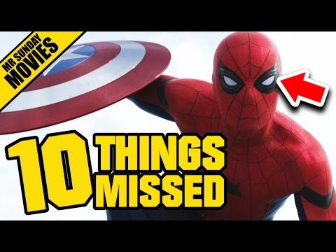 Easter Eggs and References in the Second Captain America Civil War