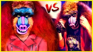 EPIC NYX Face Awards 2017 Animal Kingdom dance battle! My NYX Face Awards 2017 USA Top 20 Challenge 2 is an epic...
