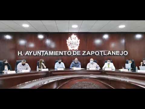 Sesión de ayuntamiento No. 68 12 de julio de 2021