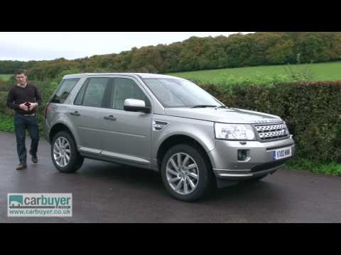 Land Rover Freelander SUV review – CarBuyer