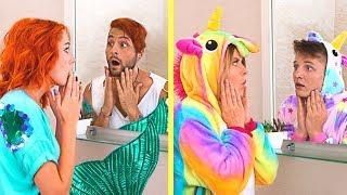 Video 8 Amazing Unicorn Dessert Recipes / Magical Food Ideas MP3, 3GP, MP4, WEBM, AVI, FLV September 2019