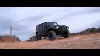 Finding Caves 2016 Utah Jeep Safari
