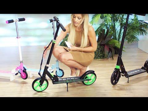 City-Roller für Jung und Alt mit Katie Steiner & Anne-Kathrin Ksoch (Juli 2017)