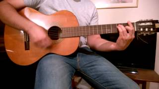 image of Cheb Khaled - Encore une fois - Cover - Guitar Tutorial - Petros