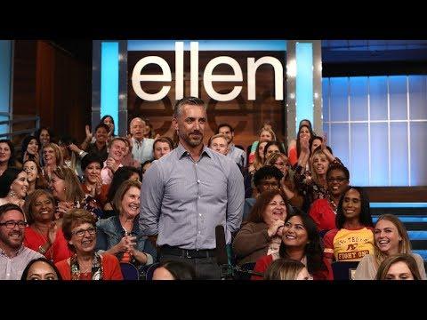 Ellen Checks Out Her Audience Members' Instagram Posts