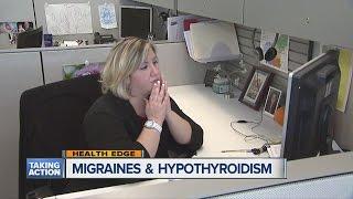 Migræne og lavt stofskifte