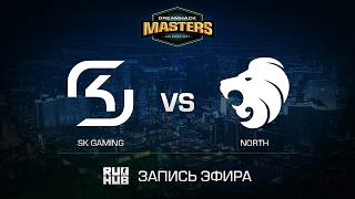 SK Gaming vs North - DH Las Vegas - map1 - de_cache [CrystalMay, Enkanis]