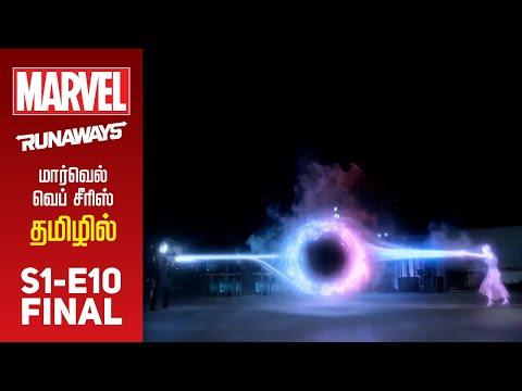 Marvel Runaways Tamil dubbed web series s1 e10